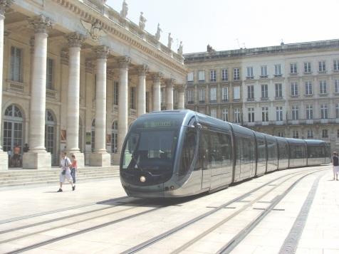 tram ‡ bordeau